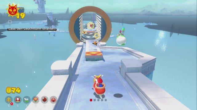 Screenshot - Super Mario 3D World   Bowser's Fury (Switch) 92634391