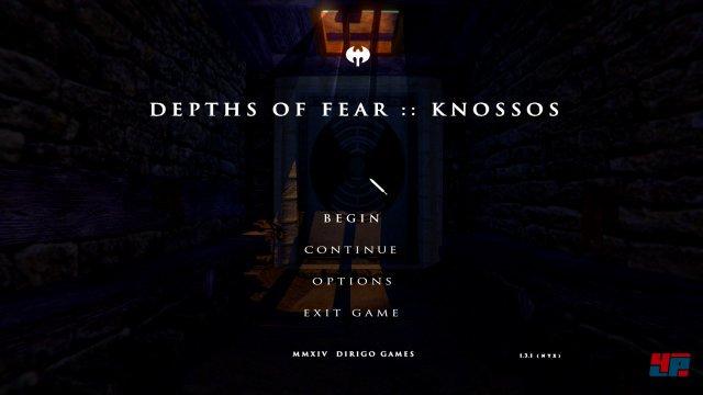 Screenshot - Depths of Fear: Knossos (PC) 92482066