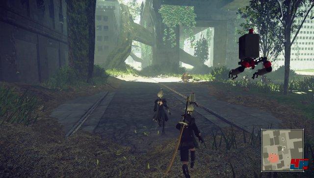 Screenshot - NieR: Automata (PS4) 92540371
