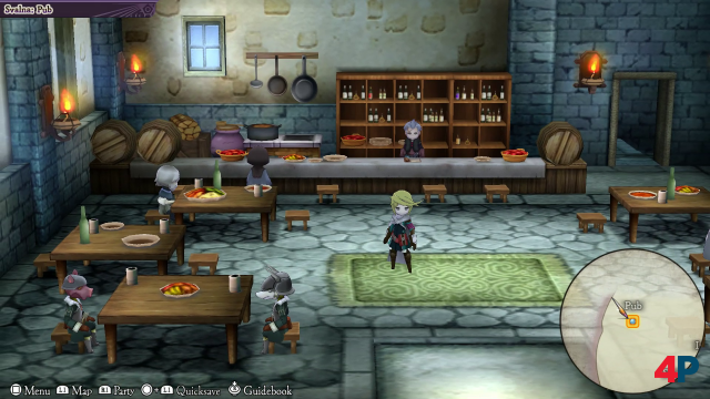 Screenshot - The Alliance Alive (PS4) 92597925