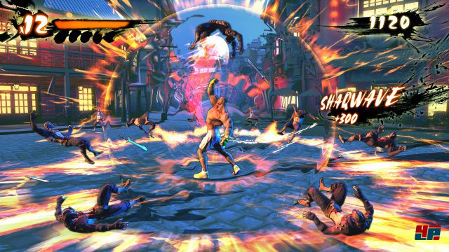 Screenshot - Shaq Fu: A Legend Reborn (Android) 92478196