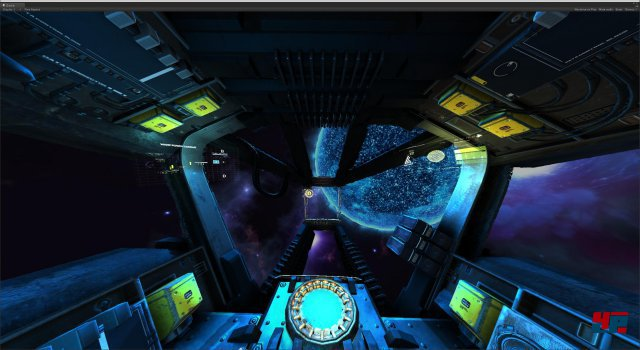 Screenshot - DarkfieldVR (PC)