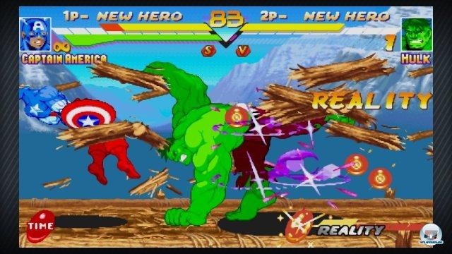 Screenshot - Marvel vs. Capcom Origins (360) 2396672
