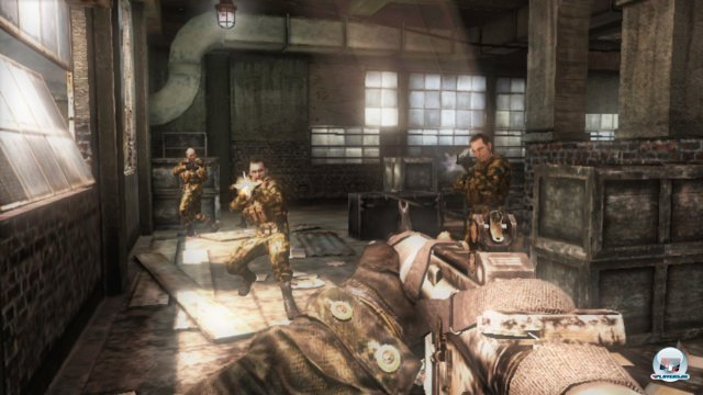 Screenshot - Call of Duty: Black Ops: Declassified (PS_Vita)