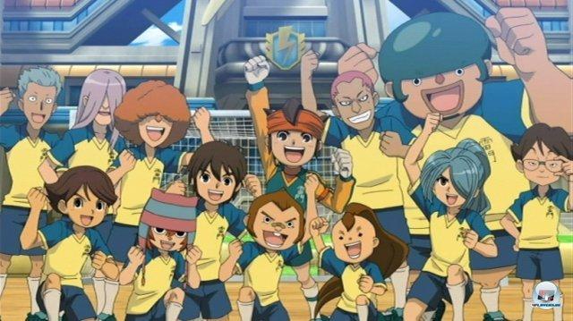 Screenshot - Inazuma Eleven Strikers (Wii) 2394057