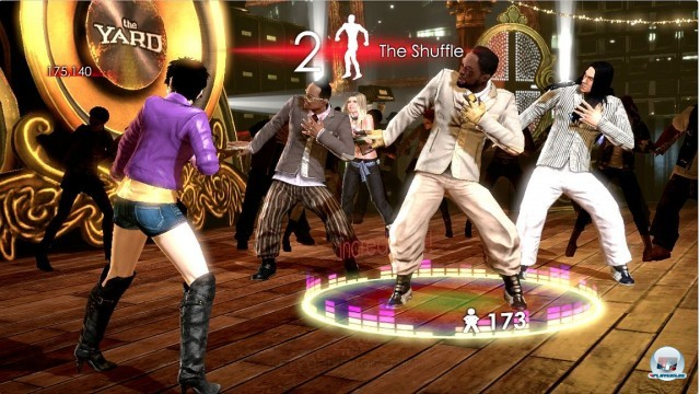 Screenshot - The Black Eyed Peas Experience (360)