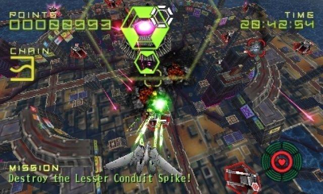 Screenshot - Liberation Maiden (3DS)