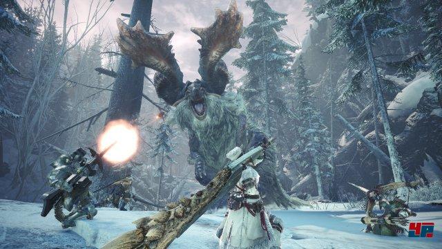 Screenshot - Monster Hunter: World - Iceborne (PC)