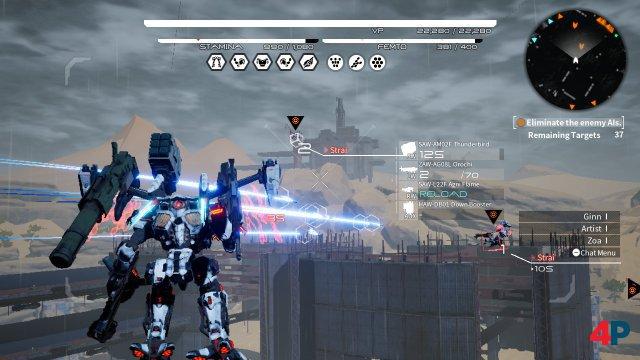 Screenshot - Daemon X Machina (Switch) 92597197