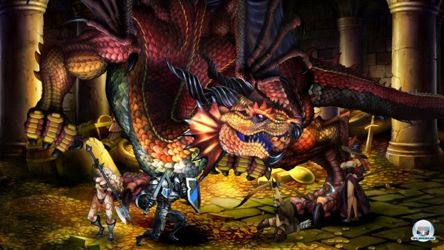 Screenshot - Dragon's Crown (PlayStation3) 92461236
