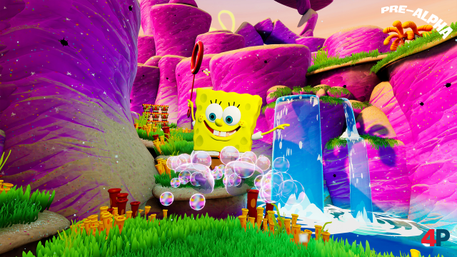 Screenshot - SpongeBob SquarePants: Battle for Bikini Bottom - Rehydrated (PC) 92594771