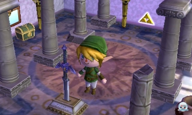 Screenshot - Animal Crossing 3DS (3DS) 2231112