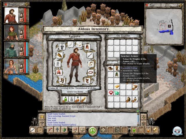 Screenshot - Avernum: Escape from the Pit (PC) 2242332