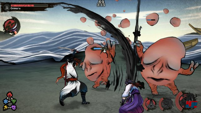 Screenshot - World of Demons (Android)