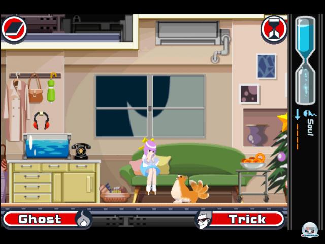 Screenshot - Ghost Trick: Phantom-Detektiv (iPad)