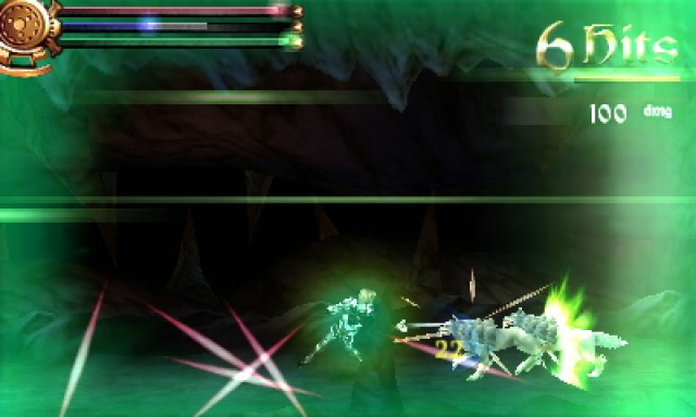 Screenshot - AeternoBlade (3DS) 92478506