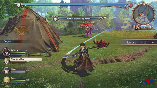 Screenshot - Valkyria Revolution (PS4) 92548625