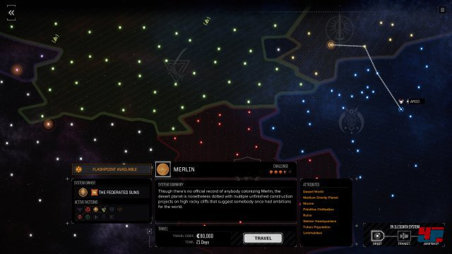 Screenshot - BattleTech: Flashpoint (PC)