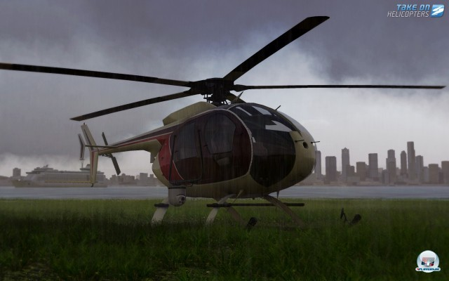 Screenshot - Take On Helicopters (PC)