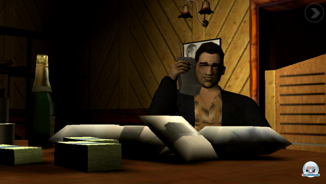 Screenshot - Grand Theft Auto: Vice City (iPhone) 92430497