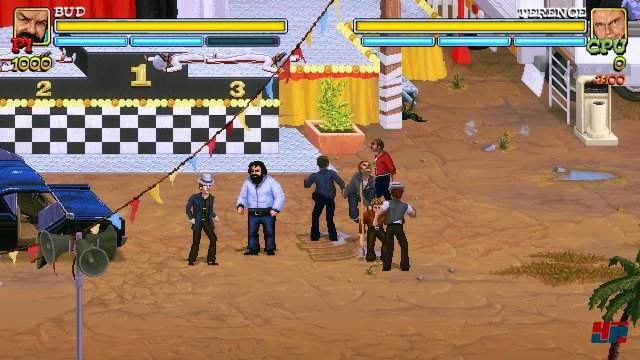 Screenshot - Bud Spencer & Terence Hill - Slaps And Beans (Linux) 92557532