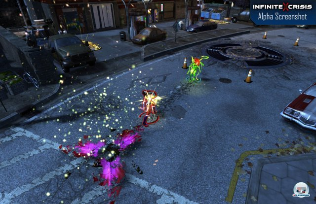 Screenshot - Infinite Crisis (PC) 92457871