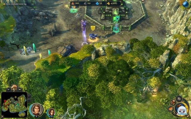 Screenshot - Might & Magic Heroes VI (PC) 2239349
