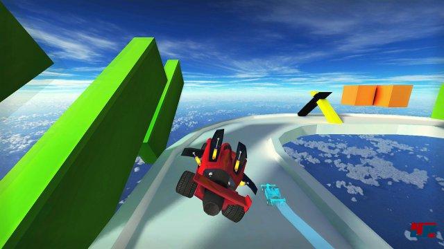 Screenshot - Jet Car Stunts (PC)