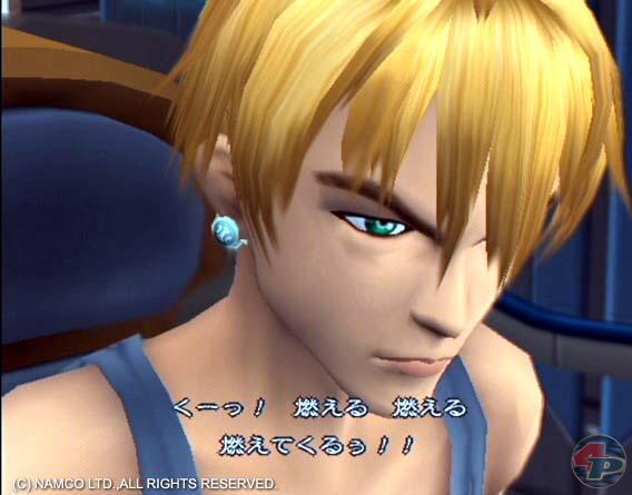 *schmacht* ;-): Xenosaga bietet Bishojo (süße Girls) und Bishonen (süße Jungens) zu Hauf. 21429