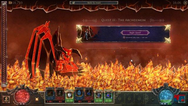 Screenshot - Book of Demons (PC) 92522166