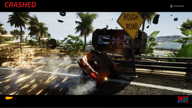 Screenshot - Dangerous Driving (PC) 92582269