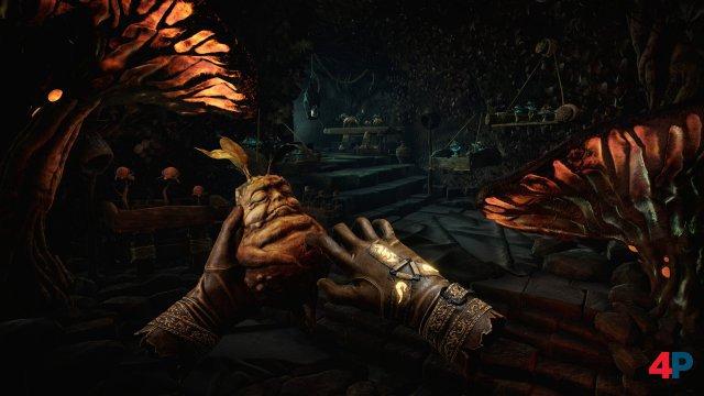 Screenshot - The Wizards - Dark Times (HTCVive)