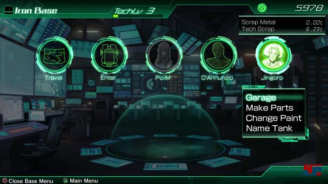 Screenshot - Metal Max Xeno (PS4) 92574961