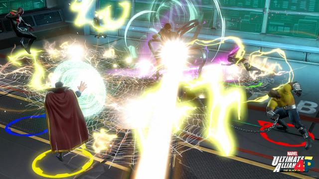 Screenshot - Marvel Ultimate Alliance 3: The Black Order (Switch) 92590041