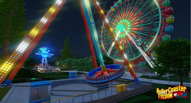 Screenshot - RollerCoaster Tycoon World (PC) 92537623
