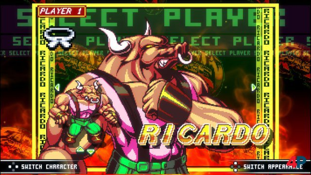 Screenshot - Fight'N Rage (Switch) 92600598