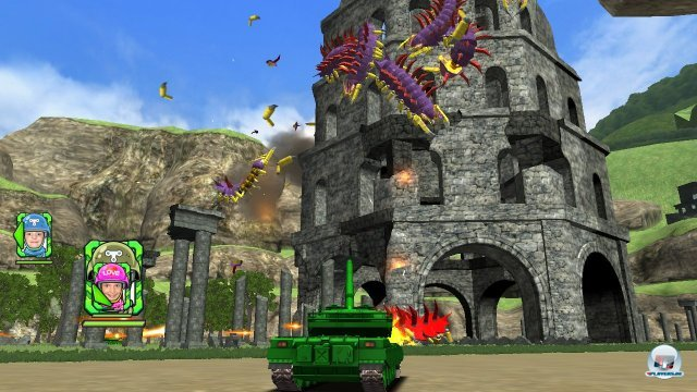 Screenshot - Tank! Tank! Tank! (Wii_U) 92425177