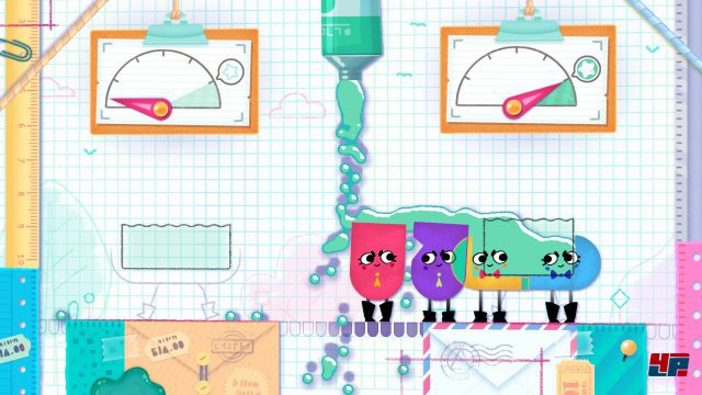 Screenshot - Snipperclips (Switch)