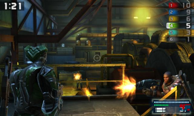 Screenshot - IronFall Invasion (3DS) 92500663