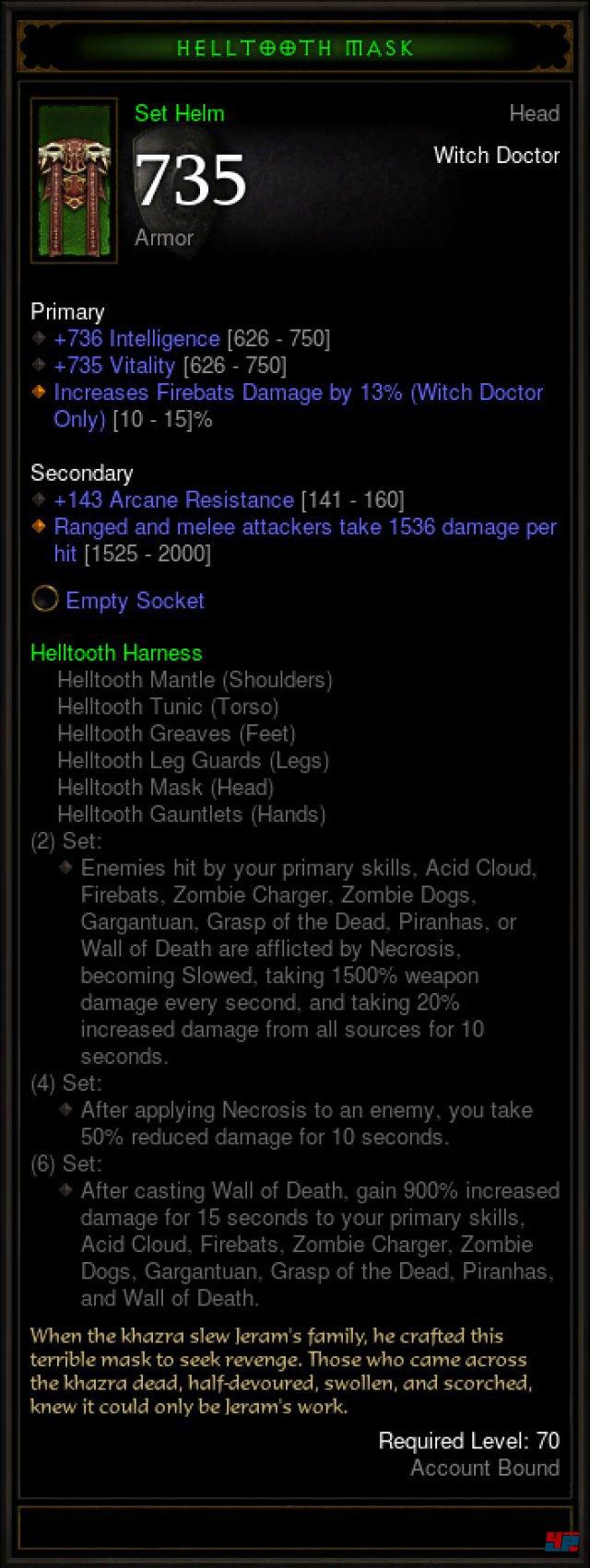 Screenshot - Diablo 3: Reaper of Souls (PC) 92511876