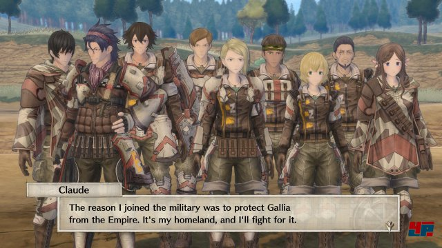 Screenshot - Valkyria Chronicles 4 (Switch) 92574389