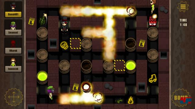 Screenshot - Dynablaster (Android)