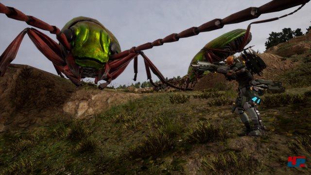 Screenshot - Earth Defense Force: Iron Rain (PS4) 92586139