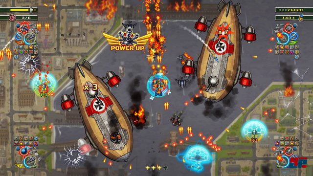 Screenshot - Aces of the Luftwaffe - Squadron (PC) 92570334
