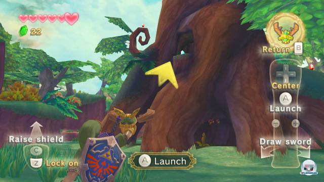 Screenshot - The Legend of Zelda: Skyward Sword (Wii) 2243409