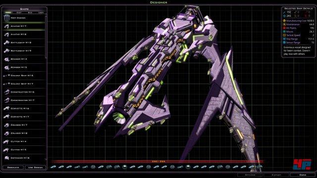 Screenshot - Galactic Civilizations 3 (PC) 92496364