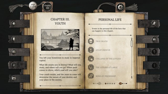 Screenshot - The Life and Suffering of Sir Brante (PC) 92635852