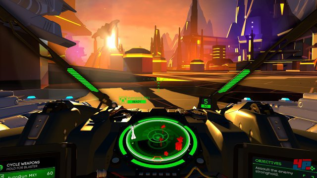 Screenshot - Battlezone (VR) (PS4)