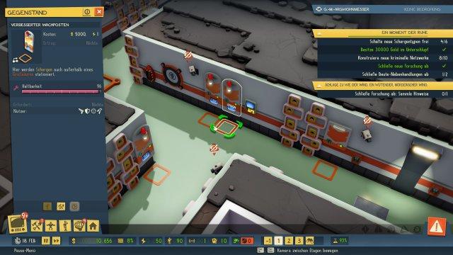 Screenshot - Evil Genius 2: World Domination (PC) 92638251