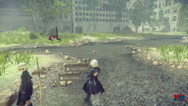 Screenshot - NieR: Automata (PS4) 92540382